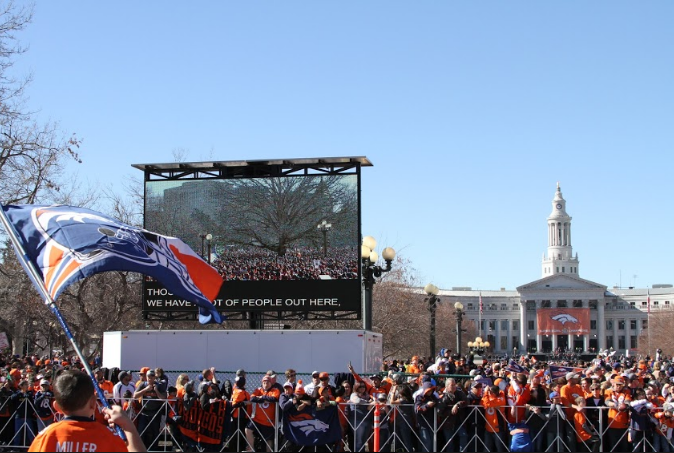 LED Screen rental for outdoor events